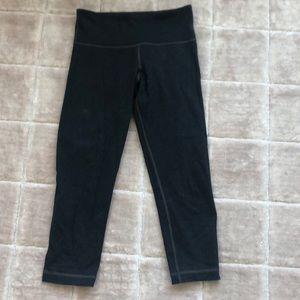 Lululemon wunderunder crop leggings